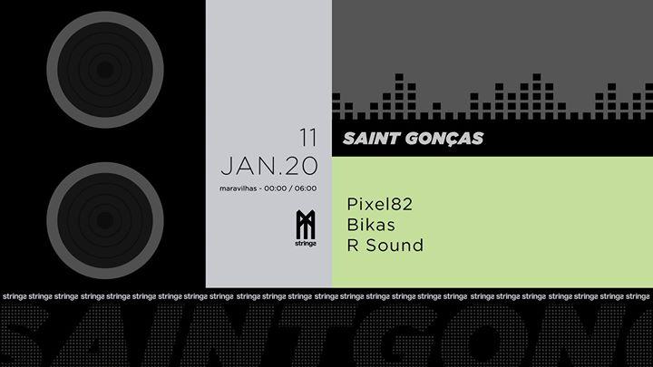 Pixel82 x Bikas x R Sound | Strings