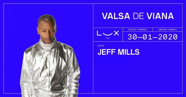 Valsa De Viana: Jeff Mills x Dexter