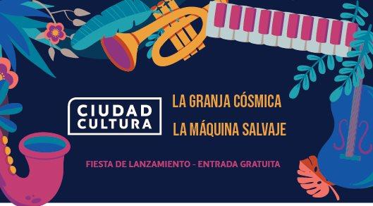 Fiesta de Lanzamiento - Ciudad Cultura