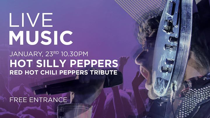 Hot Silly Peppers | Tributo a Red Hot Chili Peppers
