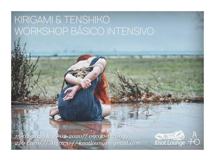 Workshop Básico Intensivo (Shibari)