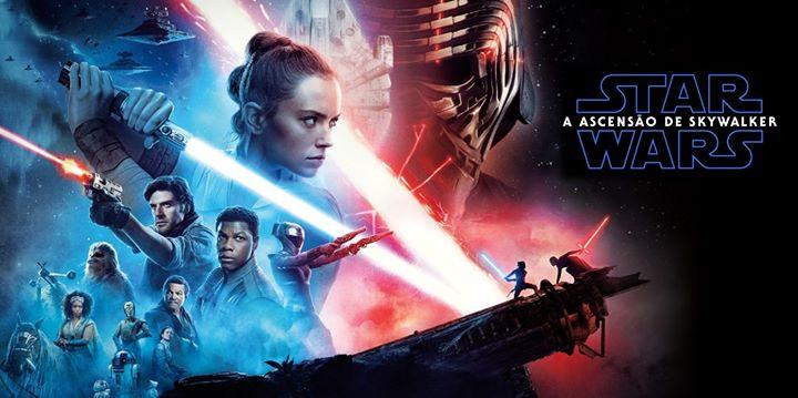 Cinema: STAR WARS: A Ascensão De Skywalker
