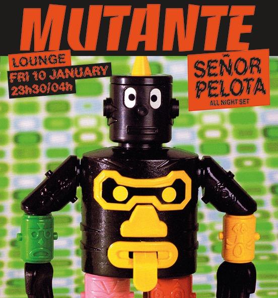 Mutante #99 c/ Señor Pelota