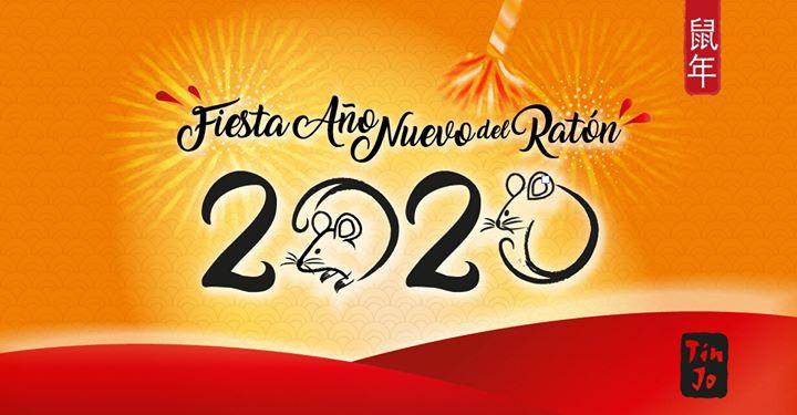 Fiesta del Año Nuevo del Ratón en el Tin Jo
