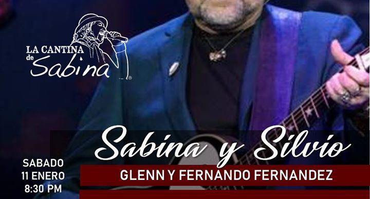 Sabina y Silvio