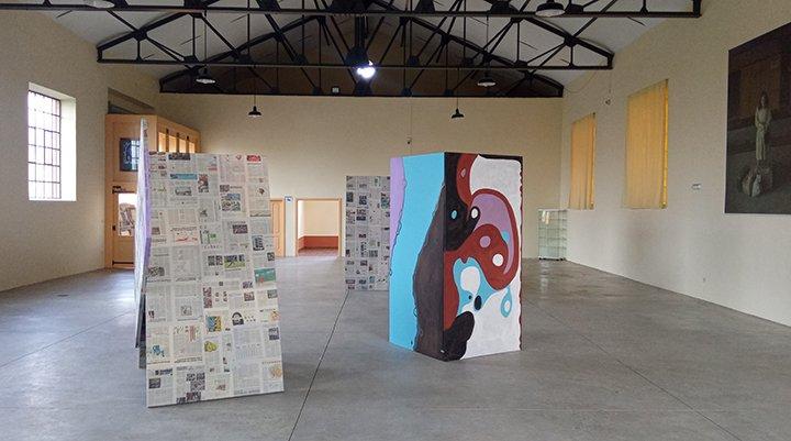 Exposição de Joaquín Balsa ' Paz + Paciencia = Conciencia '