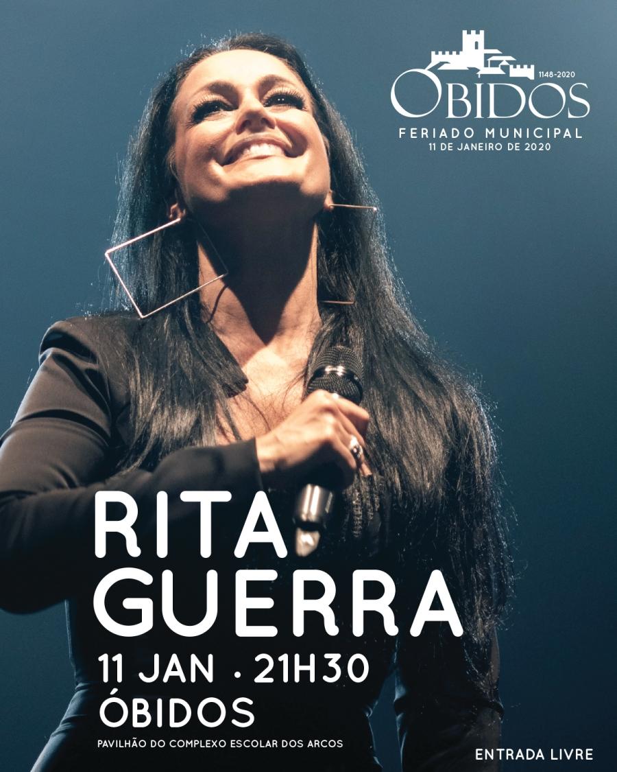 Concerto Rita Guerra | Óbidos
