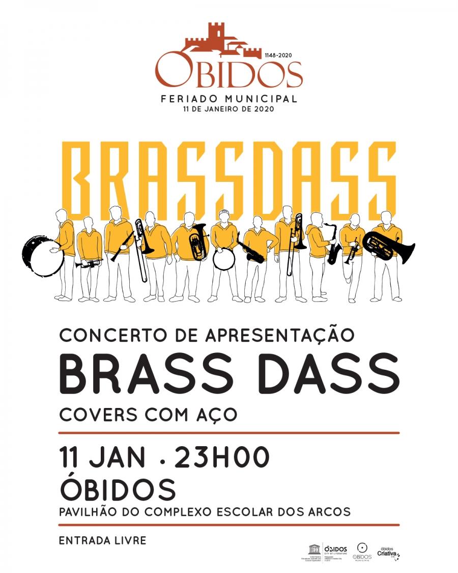 Concerto de Brass Dass | Óbidos