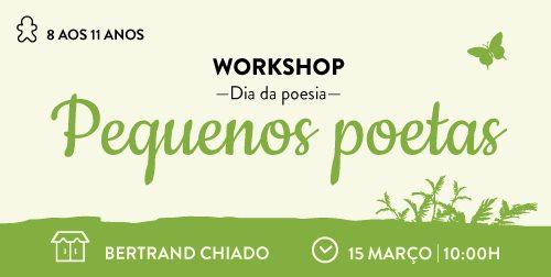 Workshop | Pequenos Poetas