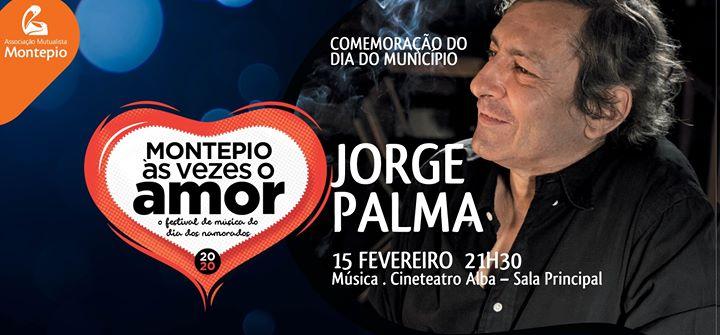 Jorge Palma - Festival Montepio Às Vezes Amor