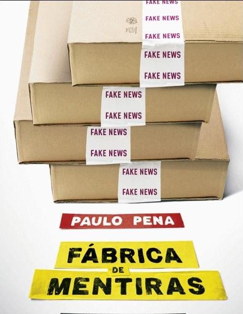 Fábrica de Mentiras | Paulo Pena e Diana Andringa