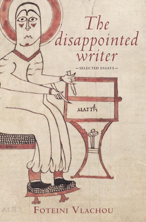 Conversa sobre The disappointed writer, de Foteini Vlachou