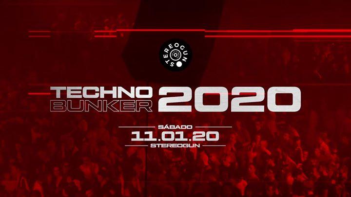 Techno Bunker 2020 na Stereogun