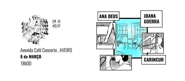 UM AO MOLHE 2020 em Aveiro