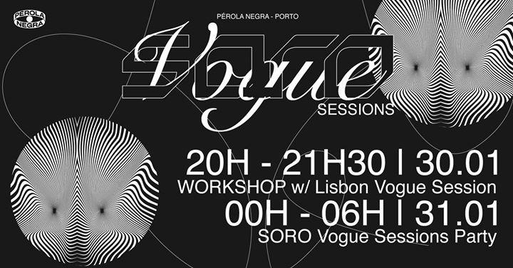 SORO x VOGUE Sessions