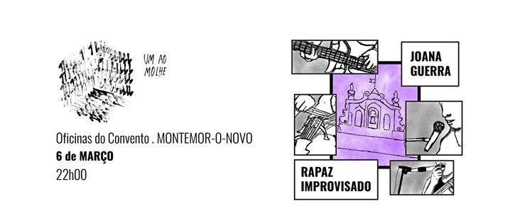 UM AO MOLHE 2020 em Montemor-O-Novo