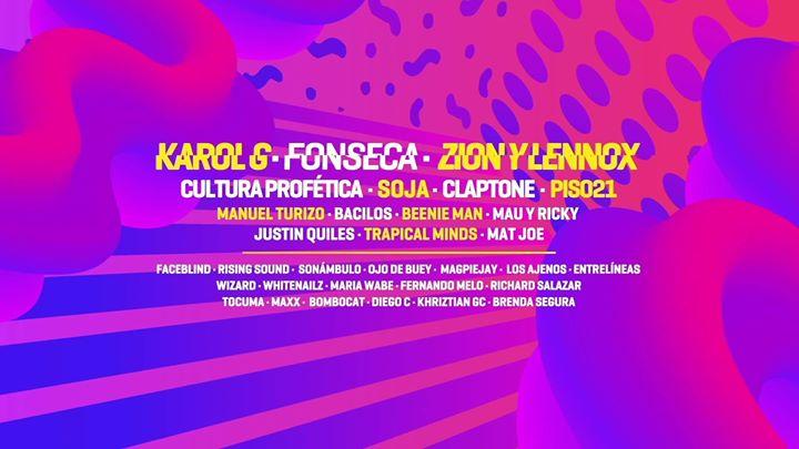 Picnic Festival Costa Rica 2020
