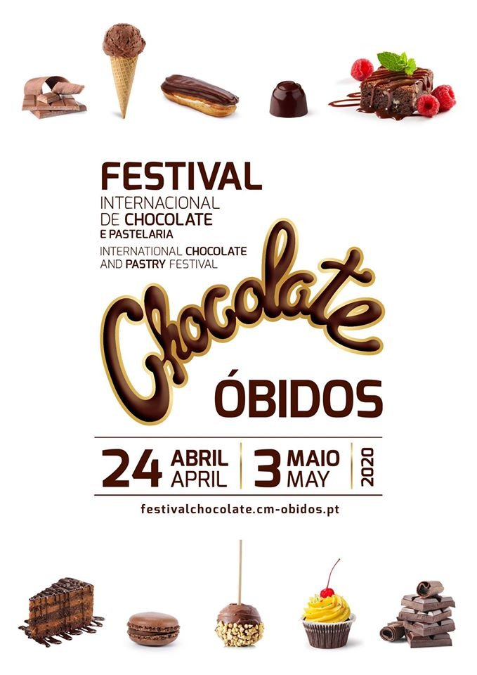 Festival Internacional de Chocolate de Óbidos 2020