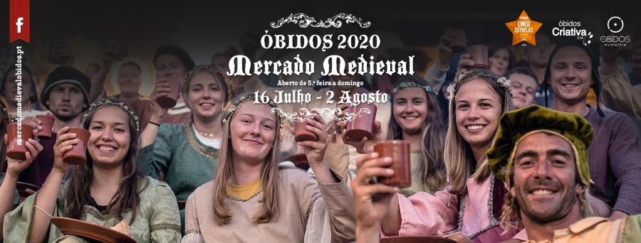 Mercado Medieval de Óbidos 2020