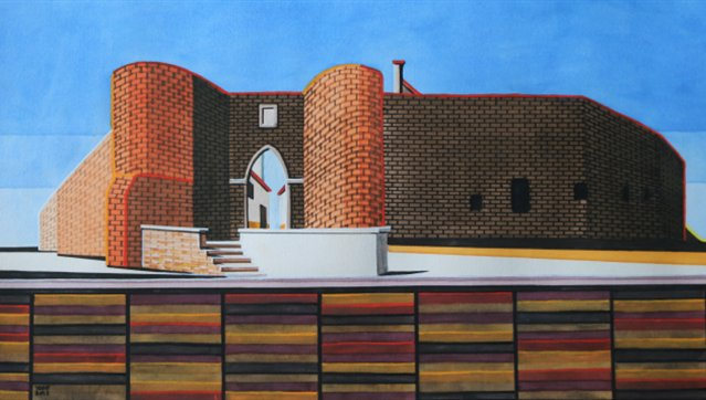 Exposição de Pintura - Alentejo... Castelos na Planicíe