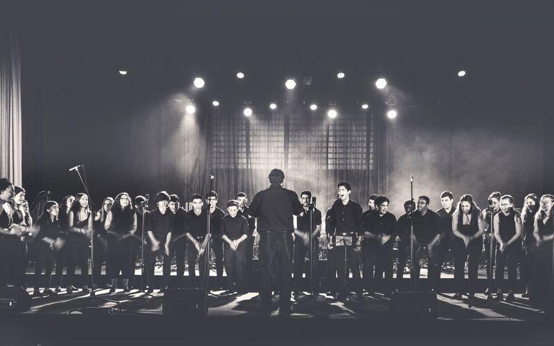 Orquestra de Percussão Corporal + Conservatório d'Artes de Loures