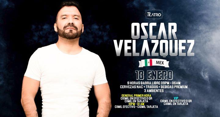 Oscar Velazquez - Sab 18 Enero