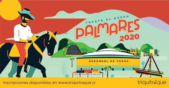 Tradicional Tope Palmares 2020