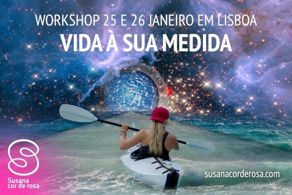 Workshop Vida À Sua Medida