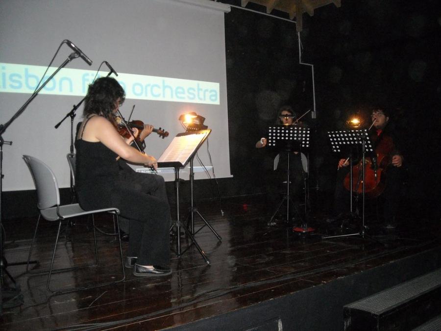 Lisbon Film Orchestra e Os Instrumentos Musicais – As Cordas | Concerto ...