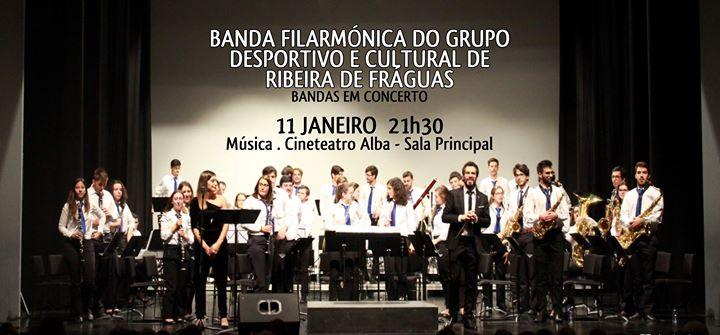 Banda Filarmónica do GDCRF - Bandas em Concerto