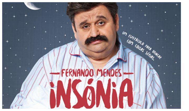 Insónia, com Fernando Mendes