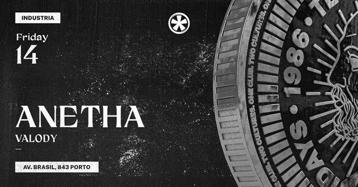 Anetha x Valody
