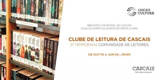 Clube de Leitura de Cascais - 3ª Temporada Comunidade de Leitores