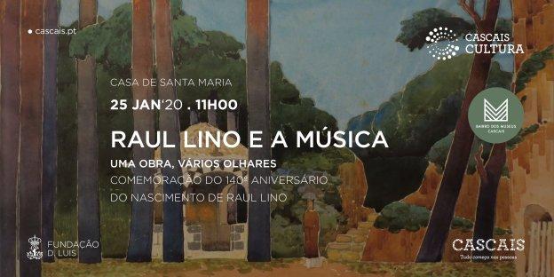 Raul Lino e a Música
