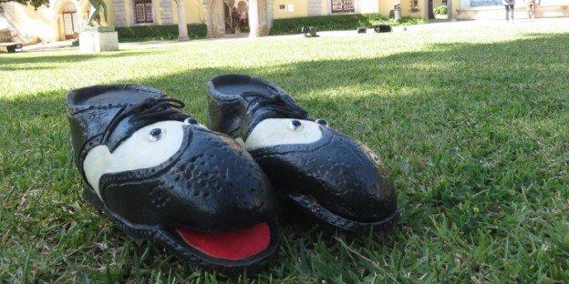 Os Sapatos do Conde | Teatro de fantoches