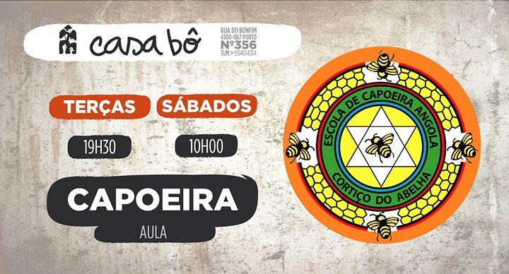 Capoeira Angola c/ Mestre Abelha