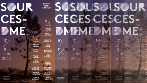 Sources - DME • 10 e 11 JAN • Lisboa Incomum