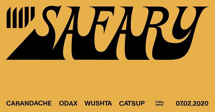 Safary ✕ Come & Dance