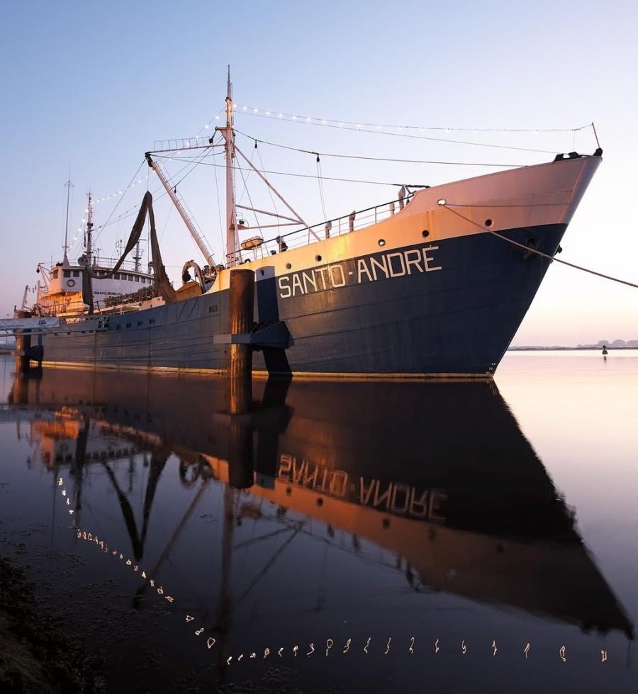 Dia Aberto no Museu Marítimo de Ílhavo e no Navio-Museu Santo André