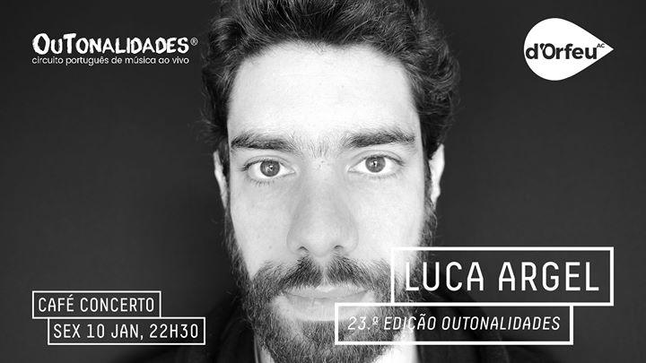 Luca Argel - 23ª Edição Outonalidades