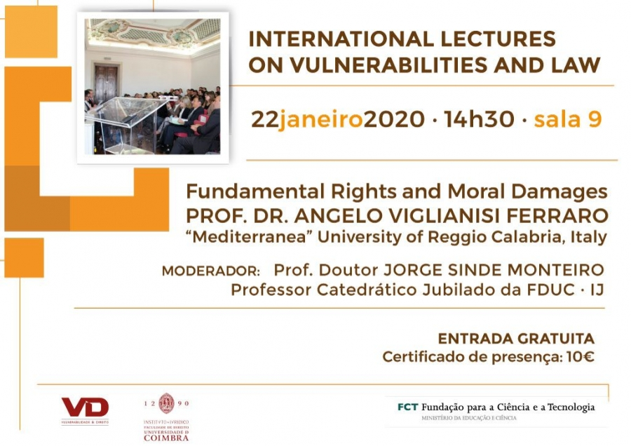 International Lectures on Vulnerabilities and Law