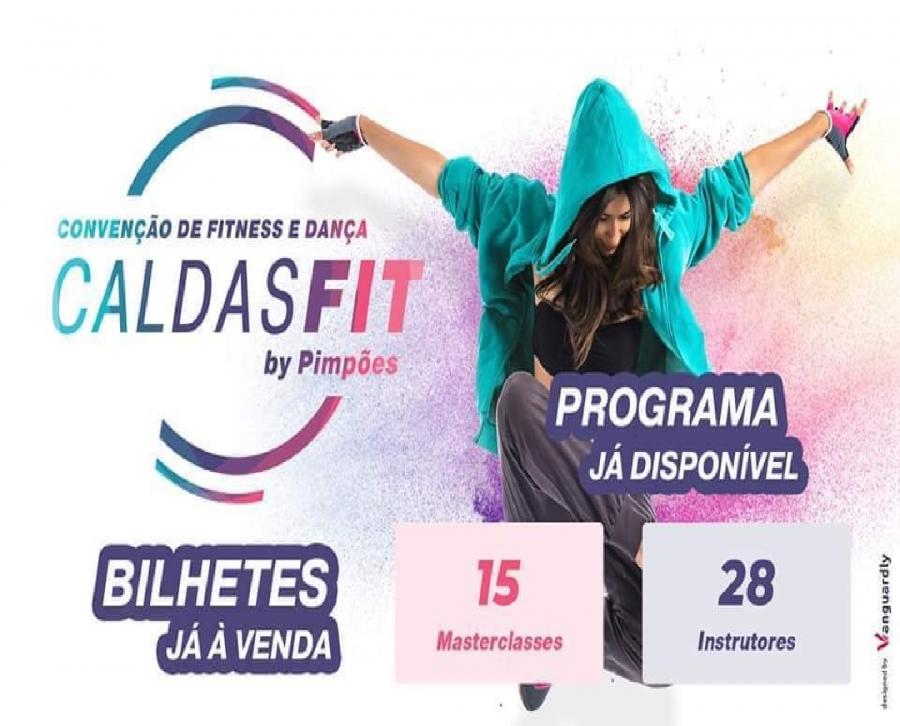 Convenção Fitness e Dança - CaldasFit