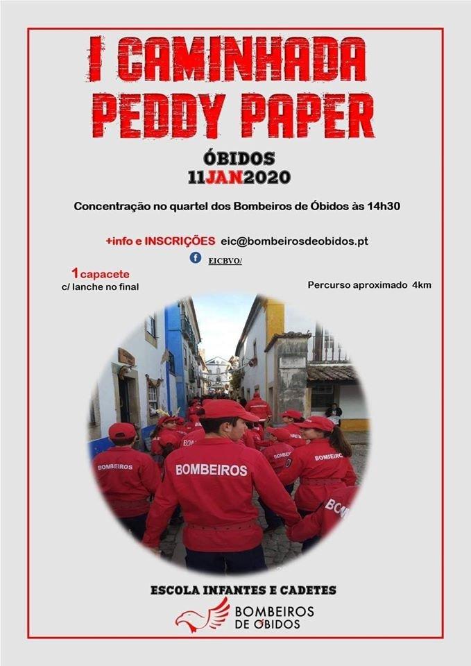 Iª Caminhada | Peddy Paper BVO