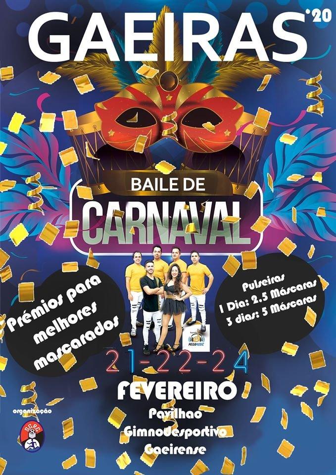 Carnaval das Gaeiras
