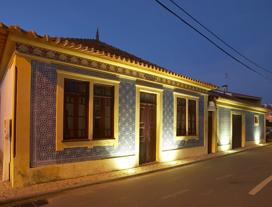 Visita à Casa Gafanhoa