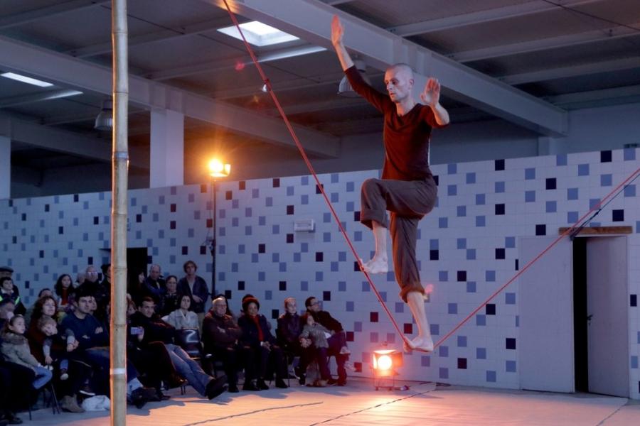 LEME Festival de Circo Contemporâneo e Criação Artística em Espaços não ...