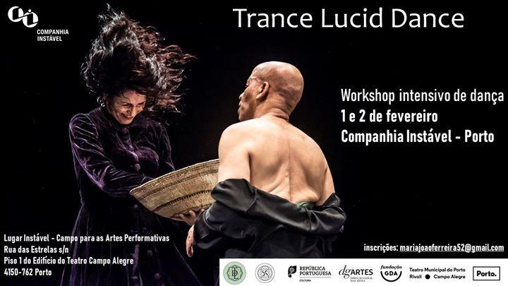 Trance Lucid Dance - PORTO - Sensorium