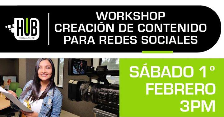 Creación de Contenido para Redes Sociales