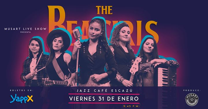The Beagirls at Jazz Café