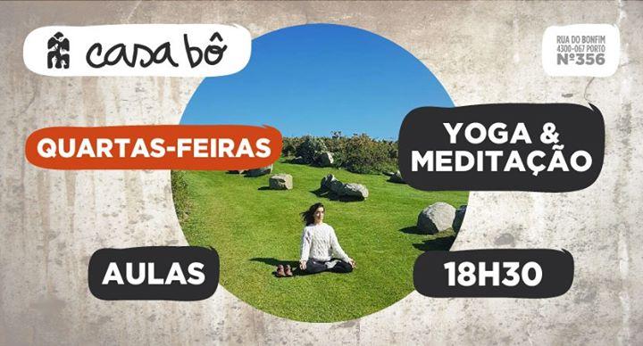 Yoga & Meditaçâo